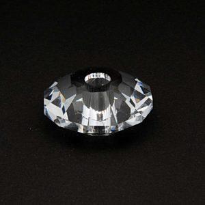 Kristal Şeffaf Mekik 10 Adet