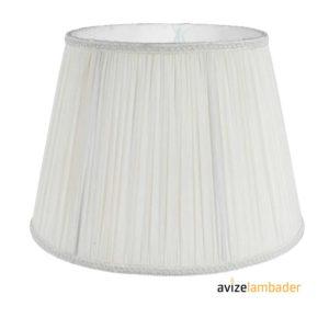 Abajur Şapka Modelleri ve Fiyatları Beyaz