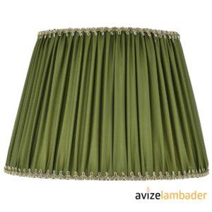 Abajur Şapka Modelleri ve Fiyatları Yeşil
